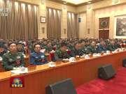 出席党的十九大的解放军代表团组成