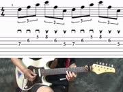 4高音弦快拨练习