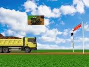 矿区运输工程的省钱利器 运输车智能考勤计数系统