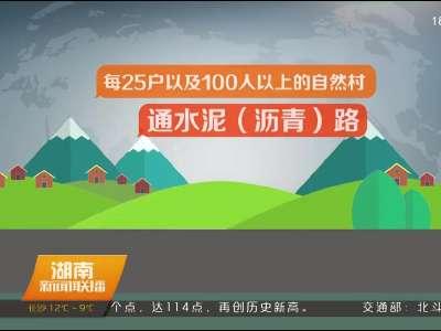 2017年11月23日湖南新闻联播