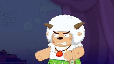 喜羊羊与灰太狼原始世界历险记30