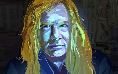2017年第59届格莱美奖提名:最佳金属表现 Megadeth /Dystopia