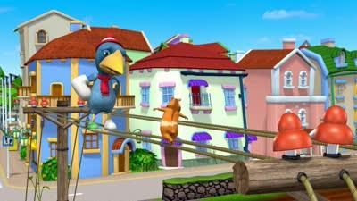 城市小英雄 第二季06 做乌鸦真好