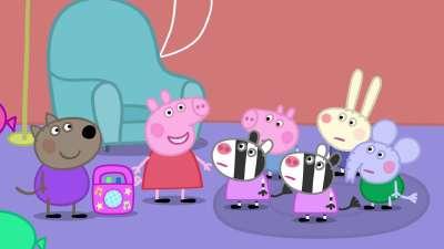 粉红猪小妹 第四季22