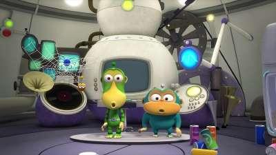 外星猴子44集