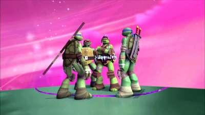 忍者龟 第二季24