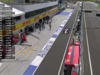 F1匈牙利站FP1:维尔莱茵维修区限速无法解除