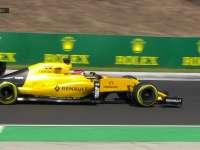 F1匈牙利站FP1:奥康的救车技巧