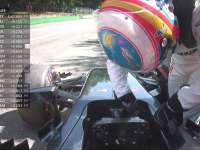 这就是命!F1比利时站排位赛:阿隆索刚出来就趴窝