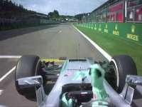 F1比利时站正赛集锦 Nico斯帕首冠小汉登台
