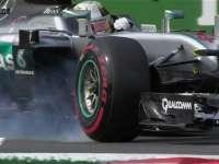 F1意大利站FP3:汉密尔顿轻微锁死轮胎