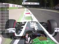 F1意大利站排位赛:古铁雷兹漂亮救回出弯失误