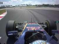 F1马来西亚站FP2:车队提醒塞恩斯注意刹车工况