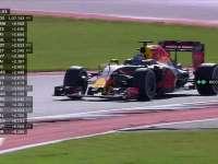 队友比你快好多!F1美国站FP1:里卡多被告知加速