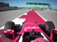 F1美国站FP3:莱科宁失误走大