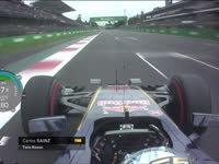 F1墨西哥站FP2全场回顾(车载)