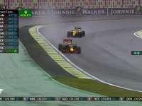 F1巴西站正赛:五分钟后雨势将增大
