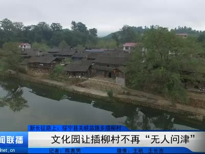 [新长征路上]绥宁县关峡苗族乡插柳村
