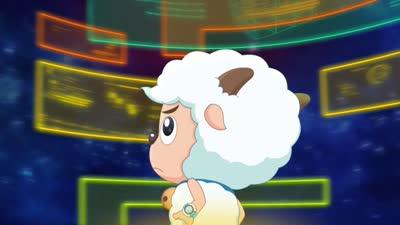 喜羊羊与灰太狼之羊羊小侦探37真正的盗贼