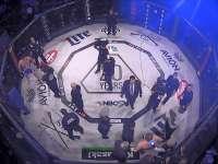 WSOF世界系列格斗赛纽约站 罗切瓦特VS阿兰索