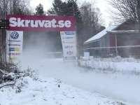 WRC瑞典站SS11:诺伊维尔跳坡一般成绩不错