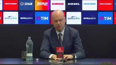 米兰体育总监:营业额要翻倍 欧冠8强可增加5000万欧收入