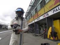 F1澳大利亚站排位赛集锦:新规演砸小汉杆位
