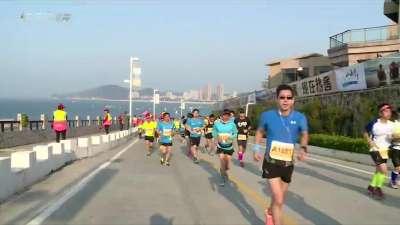 2016海陵岛马拉松_跑步其他