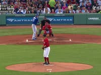 MLB常规赛 多伦多蓝鸟vs波士顿红袜 全场录播(中文)