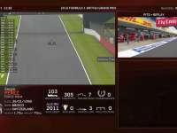 F1英国站FP1全场回顾(维修站)