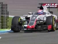 F1德国站FP3:格罗斯让割草后变速箱故障