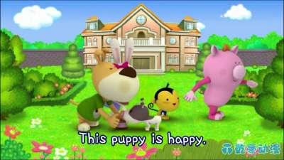 HB Kids英语故事儿歌 41. Puppy Feelings