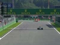 F1比利时站排位赛:霍肯伯格TR被提醒不要被Kimi超