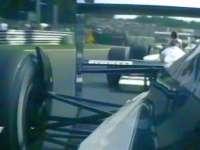 F1意大利站经典车载:1990年Stefano Modena车载单圈