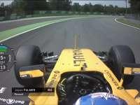 F1意大利站FP2全场回顾(车载)