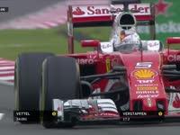 F1马来西亚站排位赛(现场声)全场回放