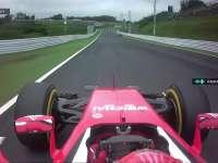 F1日本站FP3:莱科宁飞驰圈被阻挡TR骂街