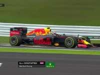 F1日本站FP3:维斯塔潘TR发牢骚弯角锁死右前胎