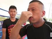 残酷水球保卫对练 败者惨被佐藤喂食芥末饼干