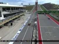 F1美国站正赛:维斯塔潘进站换上软胎
