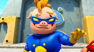 猪猪侠之梦想守卫者13 奇怪!孤独的小女孩