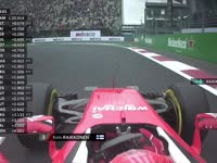 眼尖的老司机!F1墨西哥站FP1:莱科宁纠正工程师