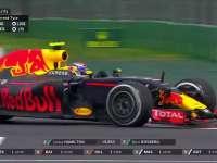 F1墨西哥站正赛:里卡多让过队友小维斯塔潘