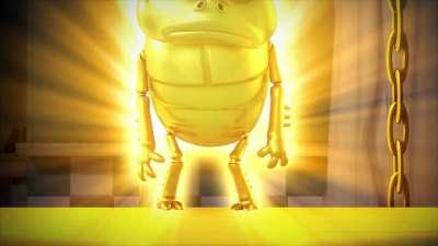 爆笑虫子 第二季44 金黄色的 Brown