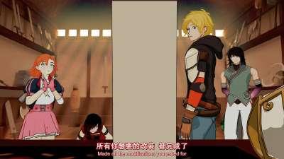 RWBY红白黑黄第四季01