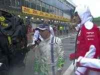 F1巴西站正赛:马萨主场换上特别版赛车服