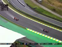 三杀!F1巴西站正赛:维斯塔潘超越塞恩斯