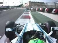 谨慎驾驶!F1阿布扎比站FP3 马萨过弯抖抖抖