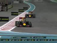 F1阿布扎比站正赛 :汉密尔顿TR问车队目标圈速是多少