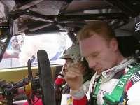 WRC蒙特卡洛站SS17: 拉特瓦拉驾驶丰田拿下第二